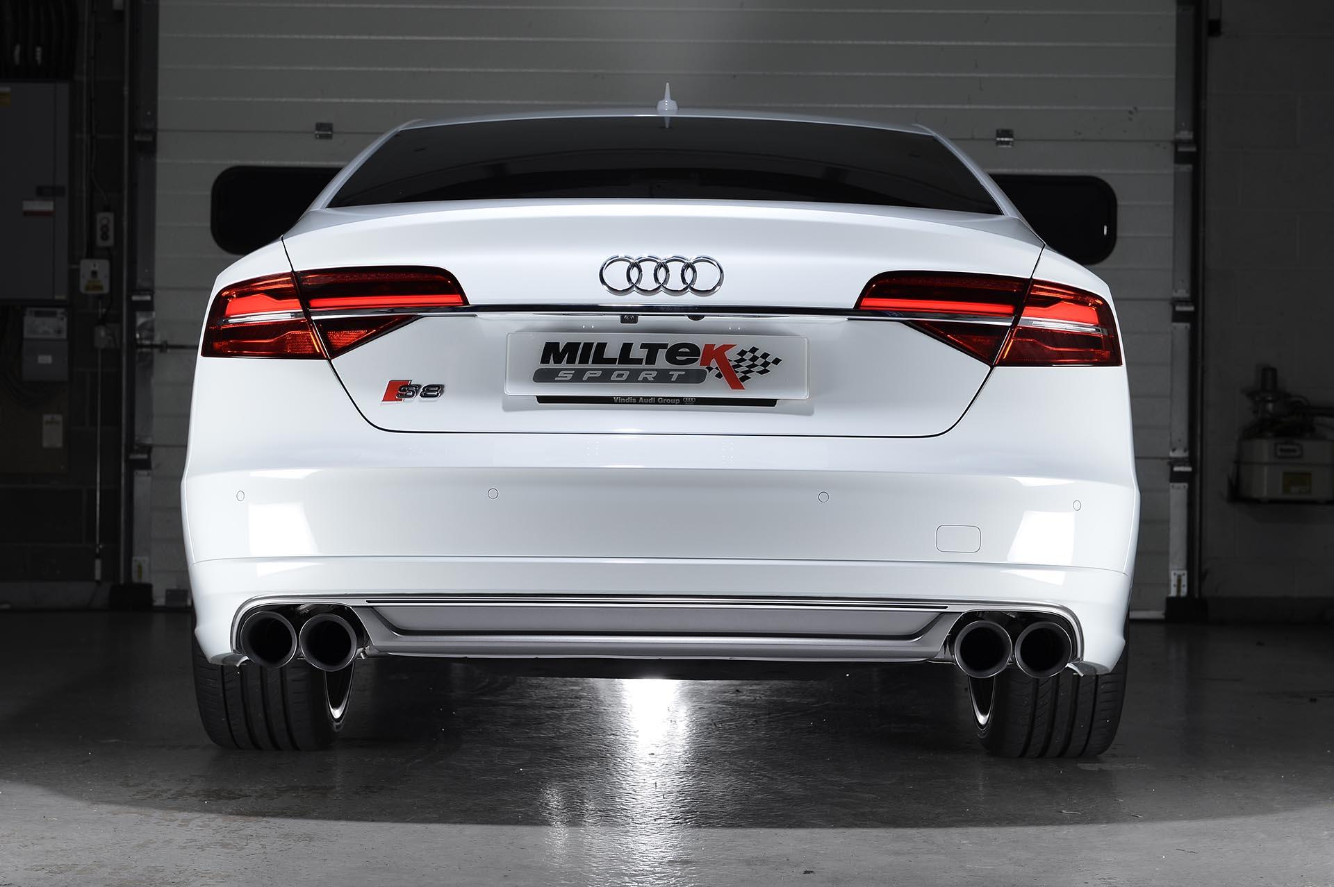 Millteksport(ミルテックスポーツ) Audi S8 株式会社 アルファライン