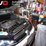 revo technik Stage1 software(VW GOLF7 R)
