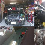 revo technik(レボテクニック) Stage1 software【AUDI A5 B8.5 2.0TFSI】