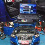 revo technik(レボテクニック) Stage1 software【AUDI S3 8P 2.0TFSI QUATTRO】