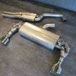 MILLTEKSPORT(ミルテックスポーツ)【AUDI RS3 8V 2.5TFSI QUATTRO / キャタバック・システム】