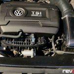 revo technik(レボテクニック)【フルカーボン・エアインテークキット/VW GOLF7 R 2.0TSI】