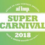 af imp.スーパーカーニバル2018 in お台場 – 4月21日(土)に開催!