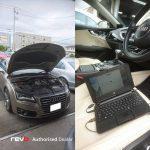 REVO TECHNIK(レボテクニック) Stage1 software【AUDI A7 V6-3.0L スーパーチャージャー】