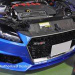 レボテクニック ニューリリース!!AUDI NEW TTRS 8S 2.5L  X  REVO STAGE1