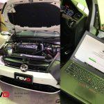 REVO TECHNIK(レボテクニック) Stage2 エンジンソフトウエア&エアインテークシステム(オープンコーンタイプ) X VW GOLF 7.5 R