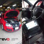 REVO TECHNIK(レボテクニック)Stage1 エンジンソフトウエア X VW ゴルフ5GTI