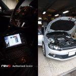 REVO TECHNIK(レボテクニック)Stage1 エンジンソフトウエア X VW SCIROCCO 2.0TSI