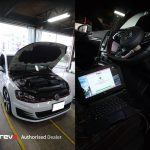 REVO TECHNIK(レボテクニック)ECUエンジンソフトウエア ステージ1  X VW GOLF 7 GTI