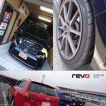 REVO TECHNIK(レボテクニック)エンジンソフトウエア ステージ2にアップグレード【VW GOLF7 R】