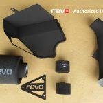 REVO TECHNIK(レボテクニック)コールド・エアインテークキット X AUDI S4 B8.5 V6-3.0L スーパーチャージャー