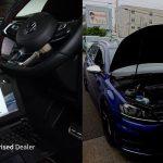 REVO TECHNIK(レボテクニック)エンジンソフトウエア ステージ1 X VW GOLF7 R