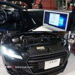 REVO TECHNIK(レボテクニック)ECU エンジンソフトウエア ステージ1 X AUDI TT 8S 2.0TFSI