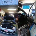 REVO TECHNIK(レボテクニック)X VW GOLF 7 GTI【Stage1 エンジンソフトウエア、ハイパフォーマンス・エアフィルター】